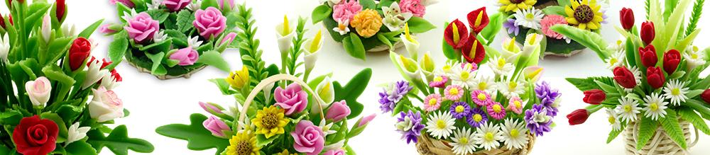 Category Overview Picture for Flower Bouquets