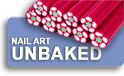 Nail Art Unbaked Canes Shop Button