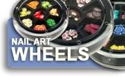 Nail Art Wheel Shop Button