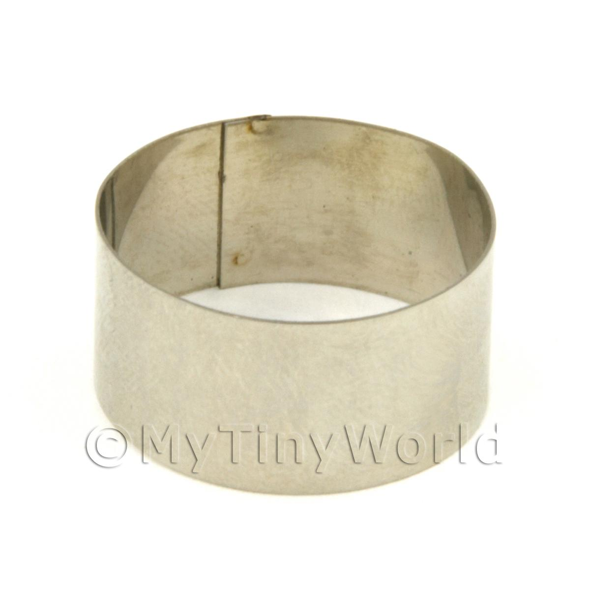 Metal Round Shape Sugarcraft / Clay Cutter (23mm)