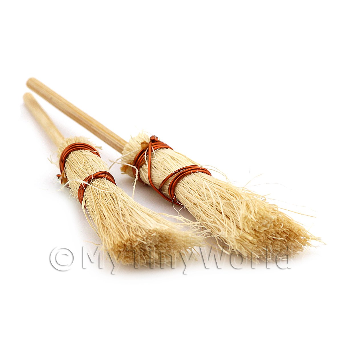 Dolls House Miniature  Household Broom