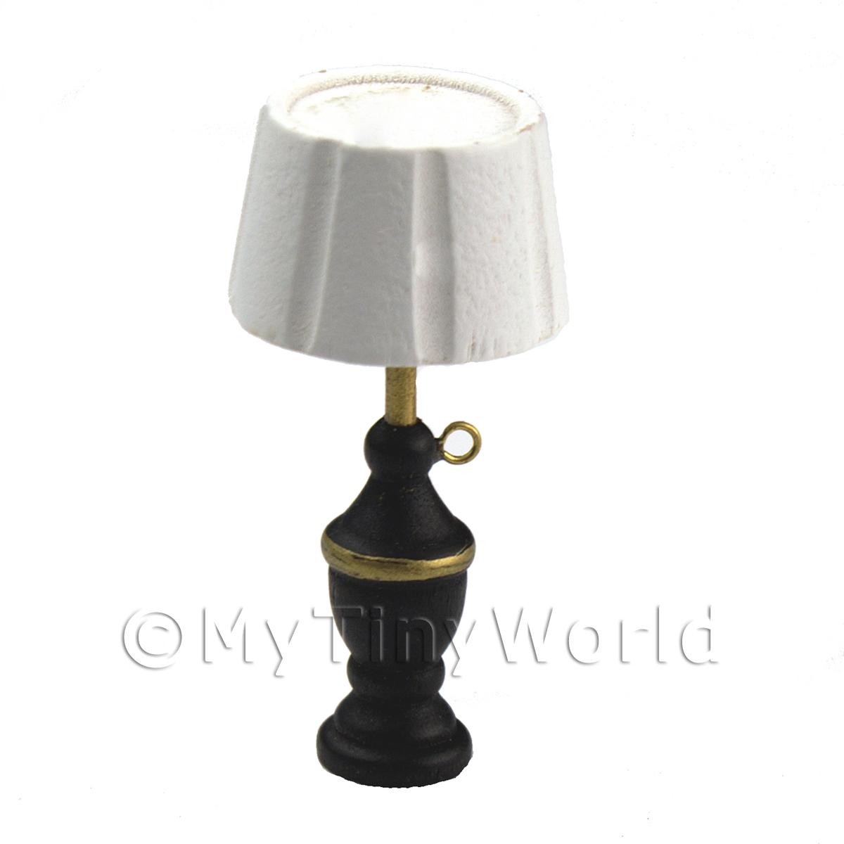 Dolls House Miniature Table Lamp