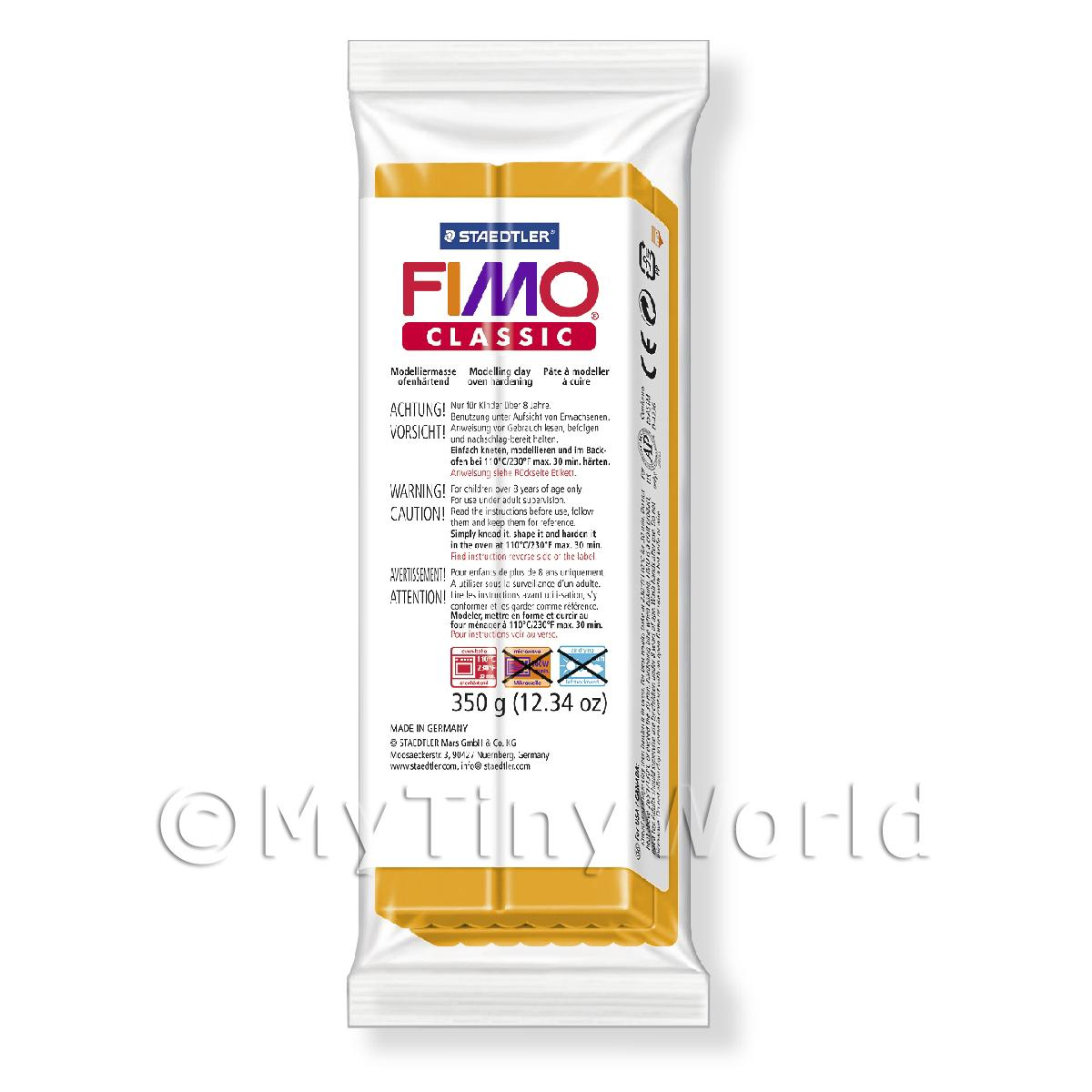 FIMO Proffesional 350g Ochre 17
