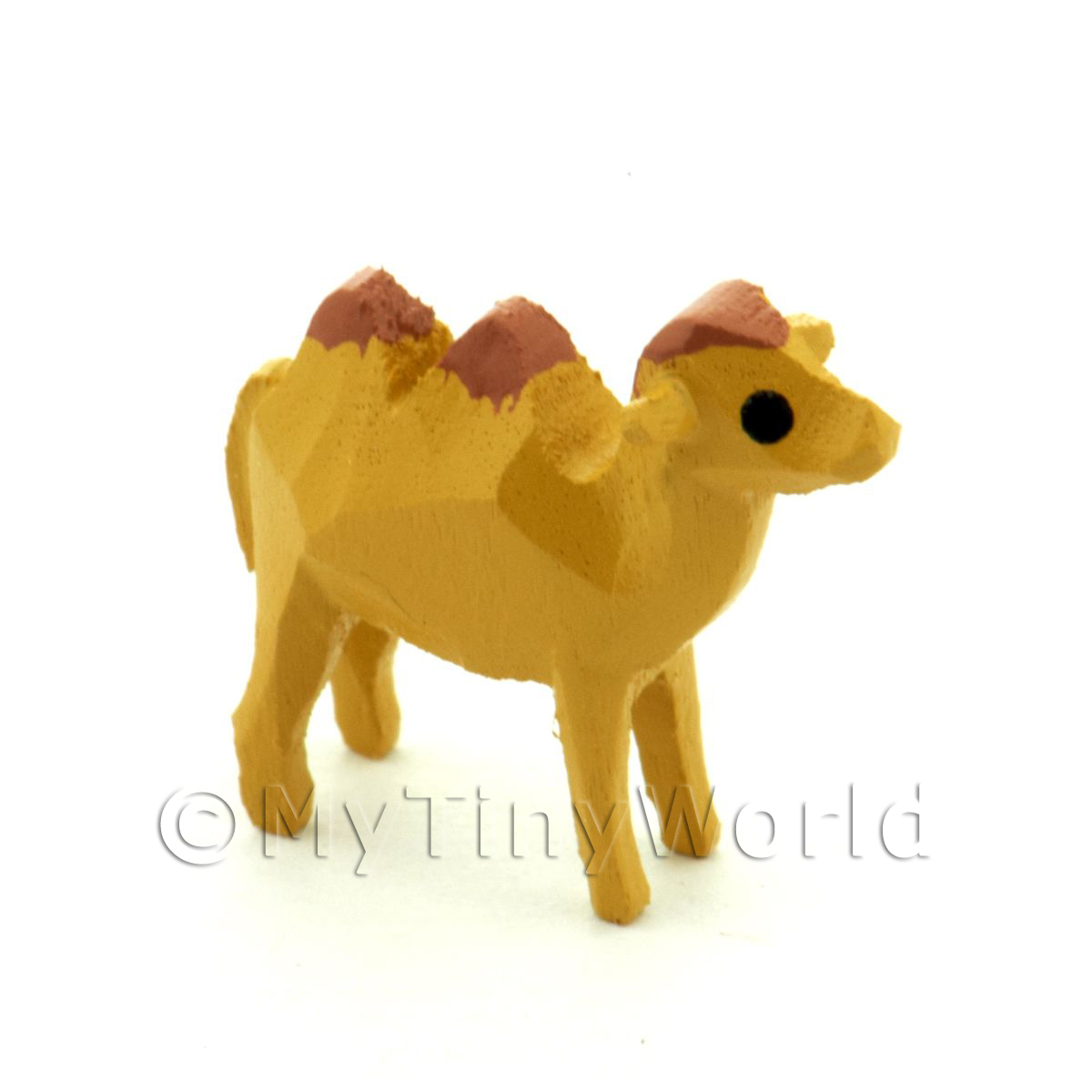German Dolls House Miniature Small Standing Camel