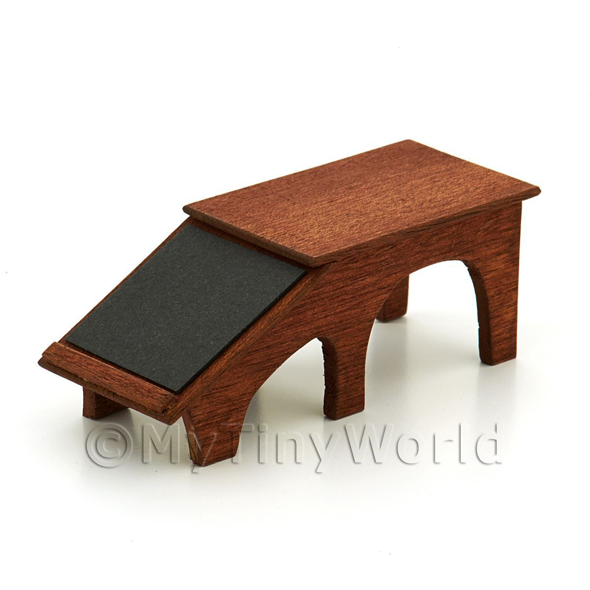Handmade Dolls House Miniature Shop Foot Stool