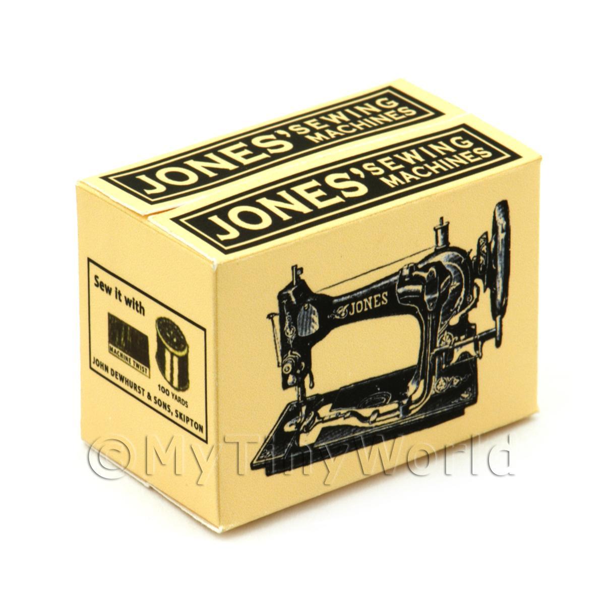sewing machine box
