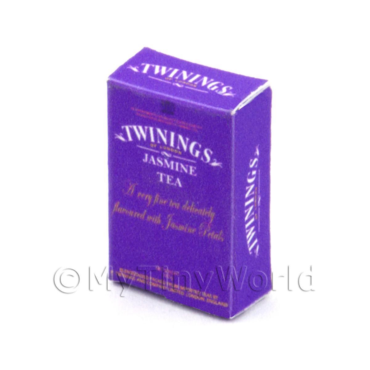 Dolls House Miniature Twinings IRISH TEA SHOP STOCK BOX