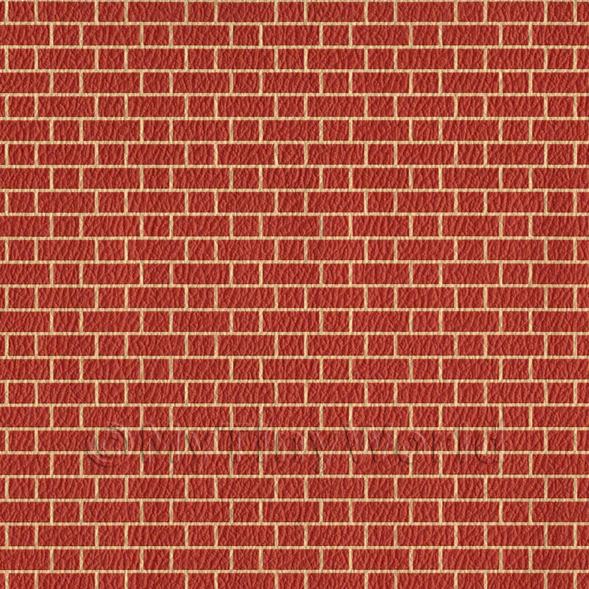 brick pattern wallpaper uk
