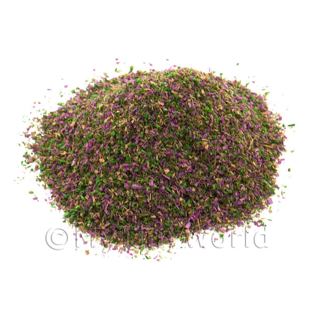 Dolls House Miniature Moorland Colour Scatter
