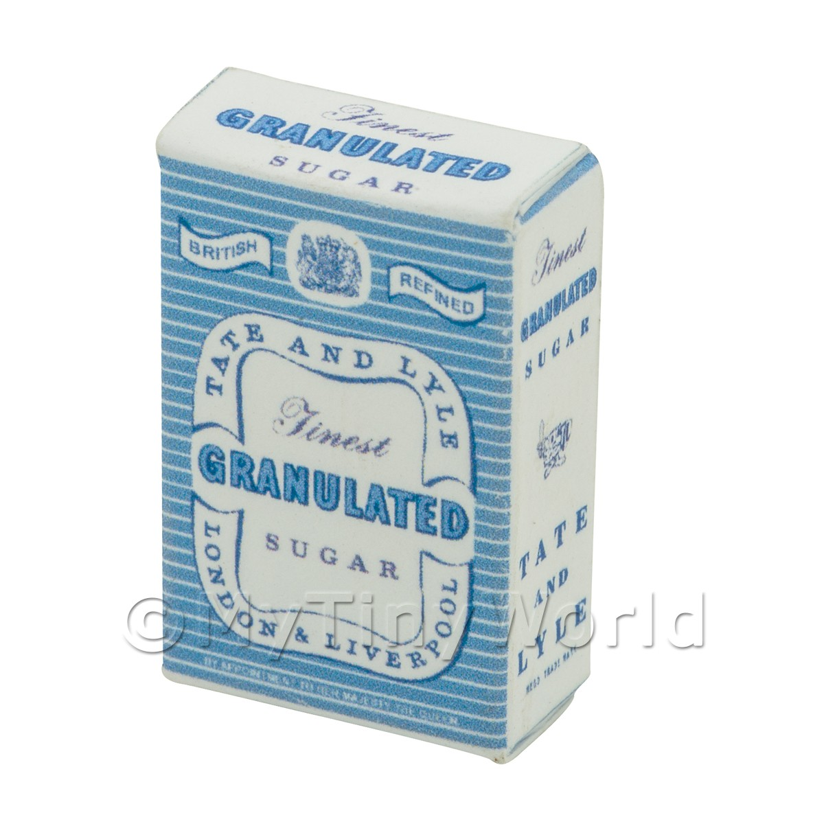 Dolls House Miniature Tate and Lyle Granulated Sugar