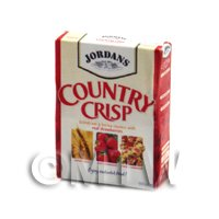 Dolls House Miniature Jordons Country Crisp  Style 2
