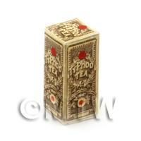 Dolls House Miniature Box of Typhoo Tea