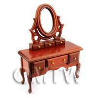 Dolls House Miniature Dressing Table