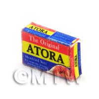 Dolls House Miniature Atora Shredded Suet Box