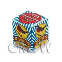 Dolls House Miniature Robin Starch Box