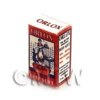 Dolls House Miniature Orlox Shredded Beef Suet Box