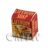 Dolls House Miniature Lifebuoy Soap Box