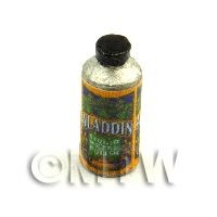 Dolls House Miniature Bottle Of Aladdin Metal Polish