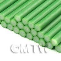 Handmade Cucumber Cane Style 2 - Nail Art (CNC30)