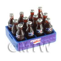 Dolls House Miniature Pepsi Crate