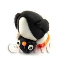 Dolls House Miniature Fun Penguin Figurine (5)