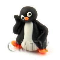 Dolls House Miniature Fun Penguin Figurine (7)