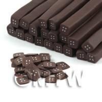 Dark Chocolate With Vanilla Fondant (09NC5)