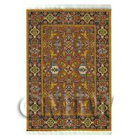 Dolls House Medium Rectangular 18th Century Rug (18MR07)