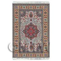 Large Tudor / Medieval Rectangular Carpet (TULR10)