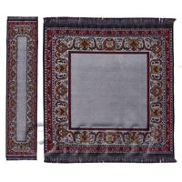 Dolls House Large French Provincial Square Rug And Runner  (FPLSRR01)