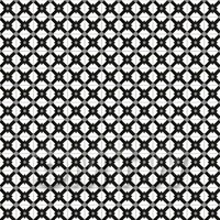 1:12th Black And Grey Cross Design Tile Sheet With Dark Grey Grout