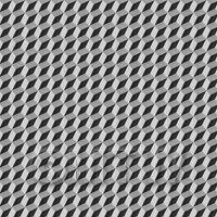 1:12th 3D Effect Light And Dark Grey Design Tile Sheet