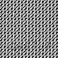 1:12th 3D Effect Light And Dark Grey Design Tile Sheet