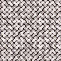 1:12th Intricate Pale Mauve And Black Geometric Design Tile Sheet