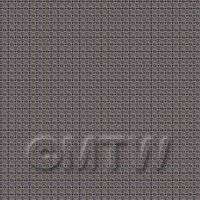 1:48th Mauve And Yellow Star Design Tile Sheet With Black Grout