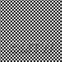 1:48th Classic Black And White Checkerboard Design Tile Sheet