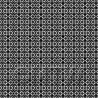 1/12th scale - 1:48th Black Backed Grey Ornate Design Tile Sheet With Black Grout