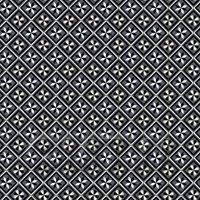 1:24th Charcoal And Grey Geometric Design Tile Sheet With Dark Grout