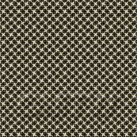 1:24th Green/Yellow And Black Intricate Pattern Tile Sheet