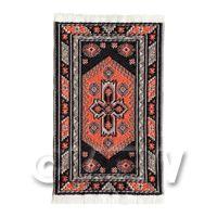 Dolls House MINI 16th Century Rectangular Carpet / Rug (16MINI06)