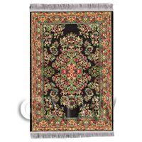 Dolls House Medium 16th Century Rectangular Carpet / Rug (16MR02)