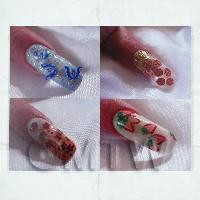 1/12th scale High Impact Nail Art Wall Display (FNB09)