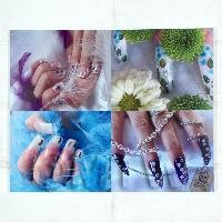 1/12th scale High Impact Nail Art Wall Display (FNB11)