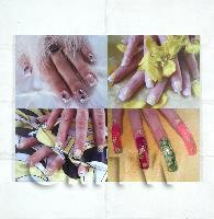 High Impact Nail Art Wall Display (FNB12)