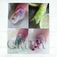 High Impact Nail Art Wall Display (FNB03)