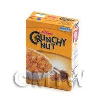Dolls House Miniature Kelloggs Crunchy Nut Cereal