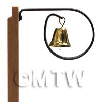 DHM 1:12th Scale Victorian Servants Bell