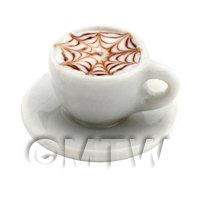 Dolls House Miniature - Dolls House Miniature Cappaccino With Chocolate Web Design