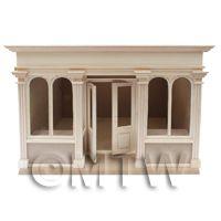 Dolls House Miniature 4 Pane Short Shop Kit