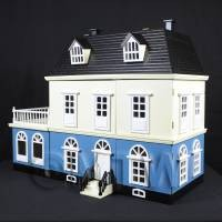 The Wiltshire Country Dolls House